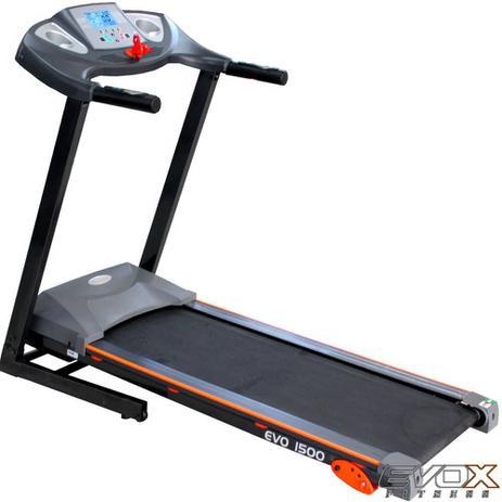 5e5875c51 Esteira ergométrica elétrica evolution 1500 110v semi-profissional  inclinação manual - Evolution fitness