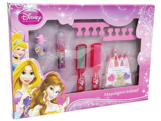 Imagem de Estojo de Maquiagem Princesas Disney