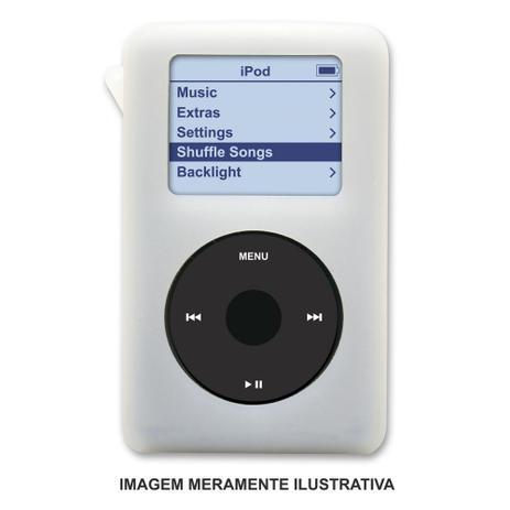 Imagem de Estojo de silicone para iPod Photo 40 GB e 60 GB