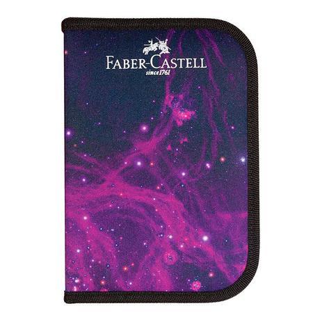 Imagem de Estojo escolar Cosmic - 182221 - completo - Faber-Castell