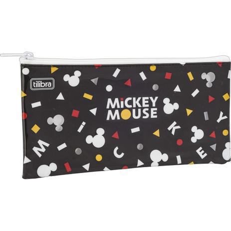 73570a7742e Estojo Escolar Mickey Mouse Slim 159825 Tilibra - Tendtudo ...