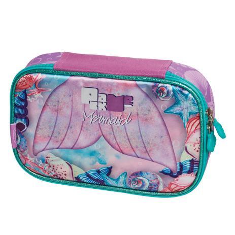 700b8485d34 Estojo G C  Divisoria Pack Me Mermaid - Packme - Estojo escolar ...