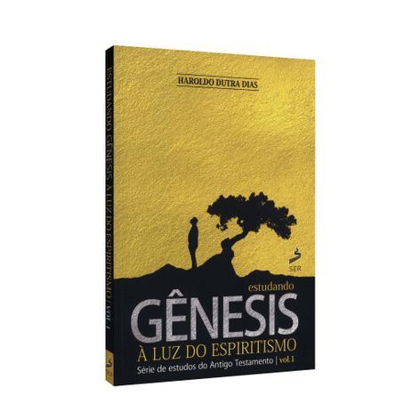 Imagem de Estudando Gênesis à Luz do Espiritismo  Vol. 1
