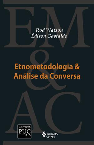 Imagem de Etnometodologia e análise da conversa