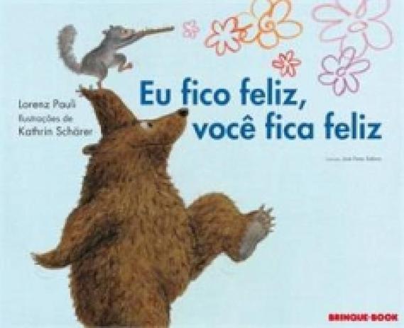 Imagem de Eu Fico Feliz Voce Fica Feliz - Brinque Book