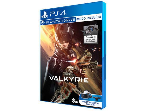 Eve Valkyrie para PS4 - CCP Games