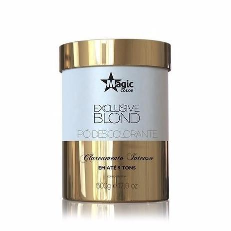 Imagem de Exclusive Blond - Pó Descolorante Magic Color 500g