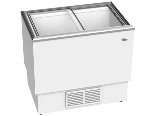 Expositor/Freezer Horizontal Venax 245L - FVTV245 2 Portas - 110V
