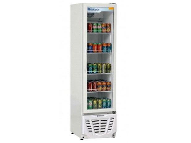 Imagem de Expositor/Refrigerador Vertical Gelopar 156L