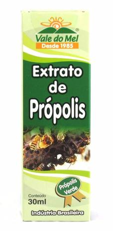 Imagem de Extrato de Propolis Verde 30ml - Vale do Mel