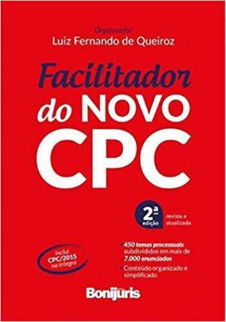 Imagem de Facilitador do novo cpc