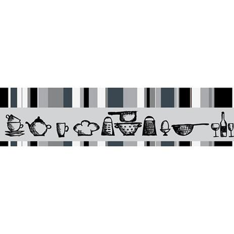 f62b1f88b Faixa decorativa - Border Cozinha - 741 - R+ adesivos - Faixa ...
