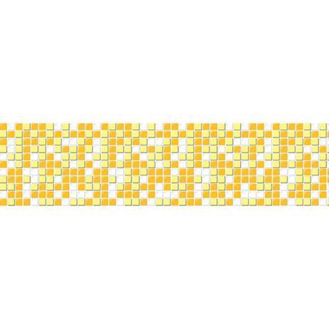 4899fa628 Faixa decorativa - Border Pastilhas - 750 Amarelo - R+ adesivos ...