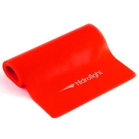 a43c2c7ccf Faixa Elástica para Exercícios Malhar Pilates Látex Vermelha Forte  Hidrolight