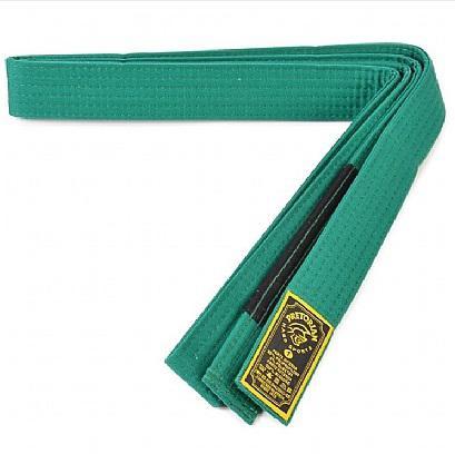 Imagem de Faixa Jiu Jitsu Pretorian Verde