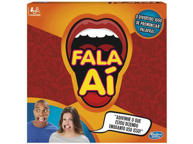 Fala AI! - Hasbro