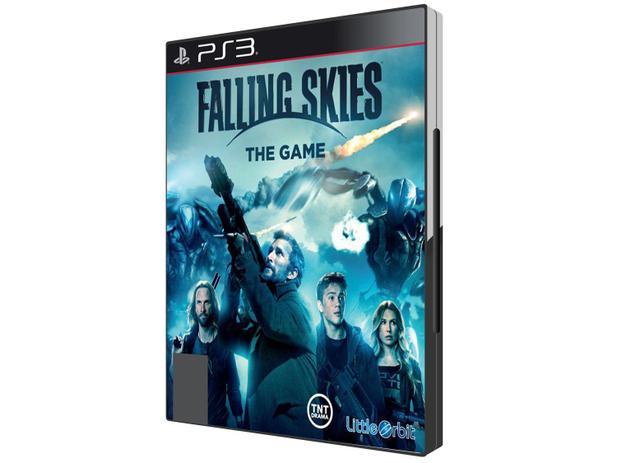 Falling Skies - The Game para PS3 - Little Orbit