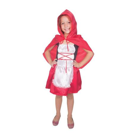 92cdb4a1cc Fantasia Chapeuzinho Vermelho G - Brink Model - Fantasia Infantil ...