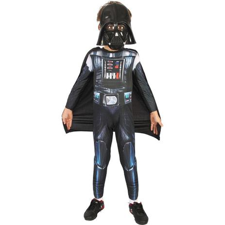 fe0b00968c0 Fantasia Darth Vader Star Wars Infantil Original - Rubies ...