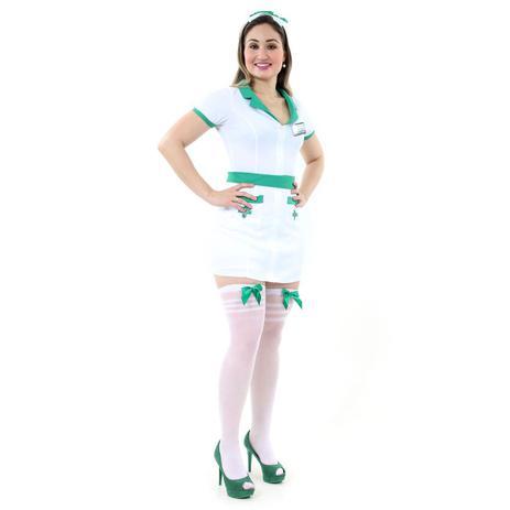 bea9d9077 Fantasia Enfermeira Adulto - Médico e cia - Fantasias - Magazine Luiza