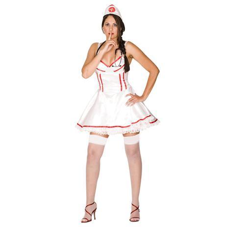 fb6970705aa Fantasia Enfermeira - Heat Girls - Médico e cia - Fantasias ...
