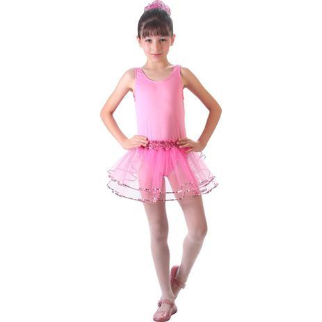 876134ace4 Fantasia Infantil Bailarina Basic - Era uma vez - Fantasia Infantil ...