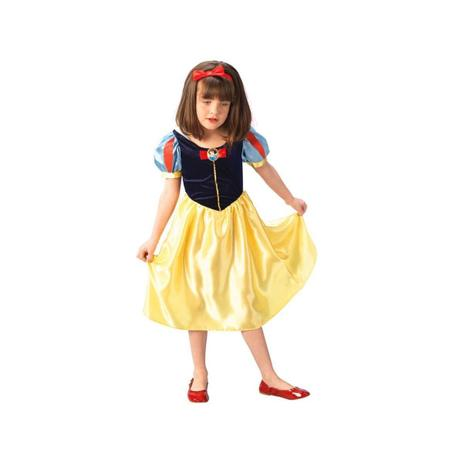 Fantasia Princesa Branca De Neve Rubies Fantasias Para