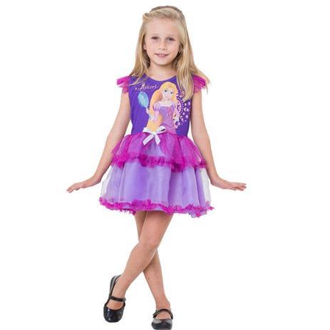 78e172d7af Fantasia Princesa Rapunzel Infantil Pop Disney - Rubies - Fantasia ...