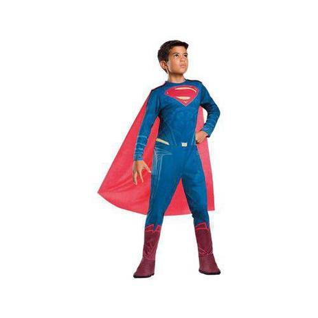 Imagem de Fantasia Super Homem Clássica Longa Tam M 11095 - Regina