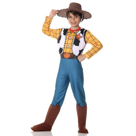 8a84534bd5514 Fantasia Woody Infantil - Toy Story - Fantasia Infantil - Magazine Luiza