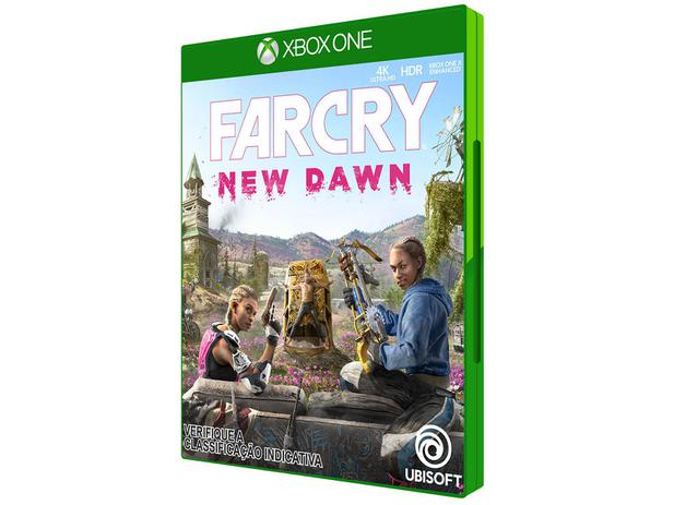 Imagem de Far Cry New Dawn para Xbox One