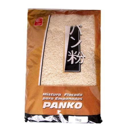 Imagem de Farinha para empanar Panko Alfa 1Kg