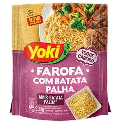 Imagem de Farofa Palha 200g Yoki