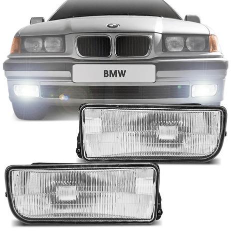 5fcf8acab60 Farol de Milha BMW Serie 3 Hatch Sedan Coupe M3 92 93 94 95 96 97 98 - Prime