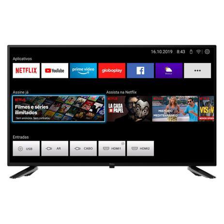"""Imagem de Fast Smart TV Philco 43"""" PTV43E10N5SF FHD D-LED Preto Bivolt"""