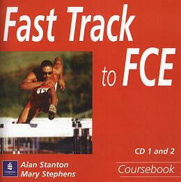 Imagem de Fast track to fce cd (2) - Pearson audio visual