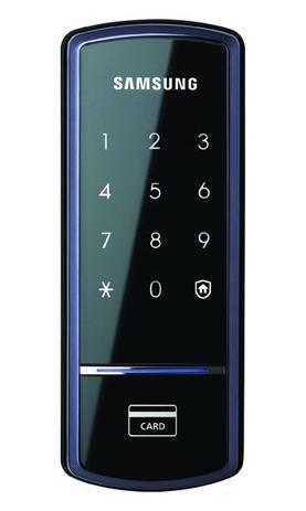 Imagem de Fechadura Digital Shs-1321 Samsung - Nonaka Fechaduras