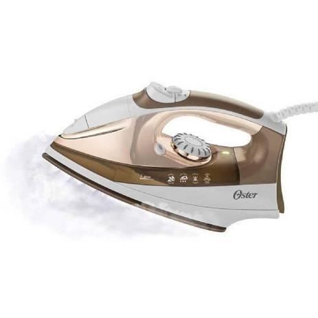 Imagem de Ferro a Vapor Oster Ultra Care, Branco e Champagne, GCSTSP6206-017, 280 ml, 110V