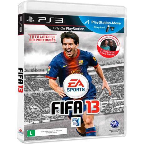 Imagem de Fifa 13 - PS3