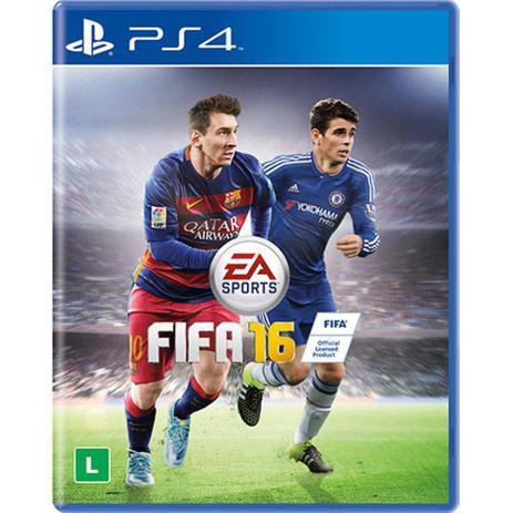 Fifa 16 - PS4 - Ea sports - Jogos PS4 - Magazine Luiza 9aefab4219891