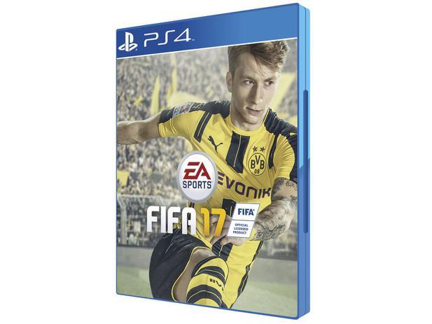 Imagem de Fifa 17 para PS4