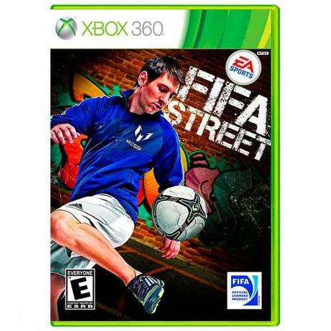 Imagem de FIFA Street Xbox 360