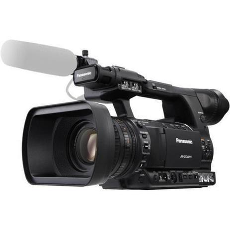 Filmadora panasonic ag-ac160 hd emania foto e vídeo.