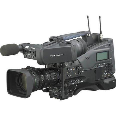 Filmadora Sony PMW-320K XDCAM EX Full HD com Lente de Zoom 16x ... 8671b52b89826