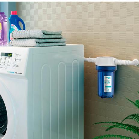 Imagem de Filtro de Água para Máquina de Lavar e Lavadora Fit Lav 3/4
