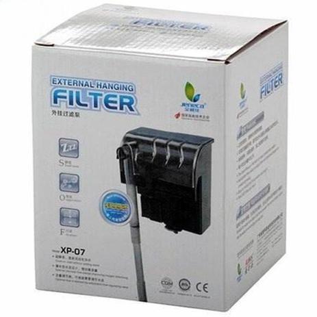 Imagem de Filtro externo aleas xp-07 500 l/h 110v