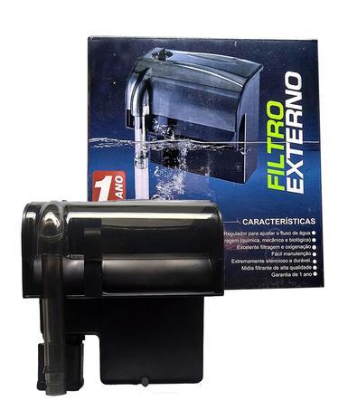 Imagem de Filtro Externo Hang On para Aquário Ocean Tech HF-600 650L/h