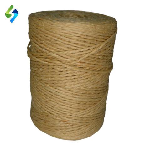 Imagem de FIO DE SISAL 250M - 2,5MM - SISALSUL - Barbante fibra natural Artesanato Macramê Arranhadores