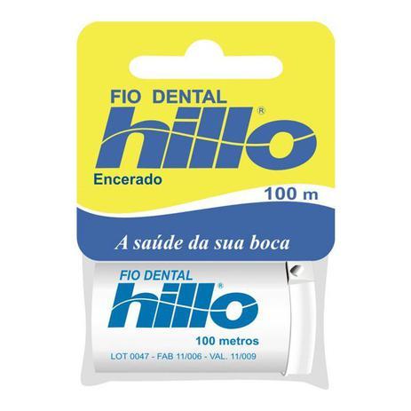 5df29df60 Fio Dental Hillo 100m - Fio Dental - Magazine Luiza