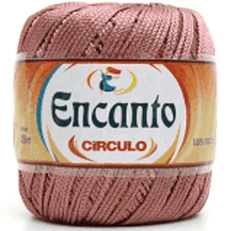 Imagem de Fio Encanto 128mts 100gms cor 3201 (rose) unid.